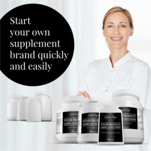 Own label supplements UK